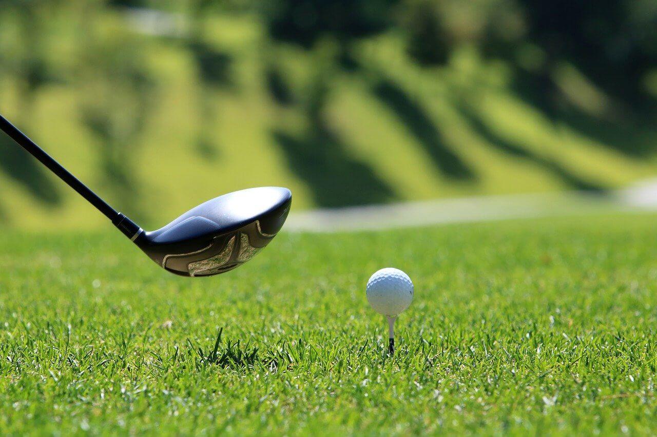 Golfbanen onderhoud