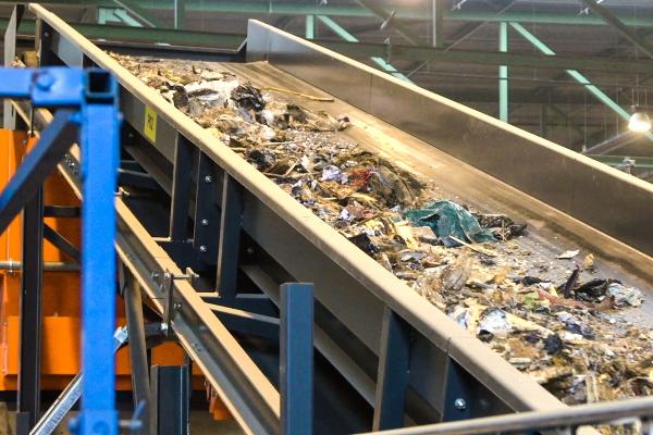 Commercieel afval scheiden