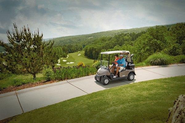 golfbanen onderhoud transport