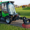 LM Trac 287 buiten