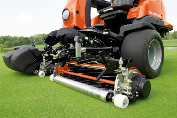 Grasmaaien golfbanen optie 1